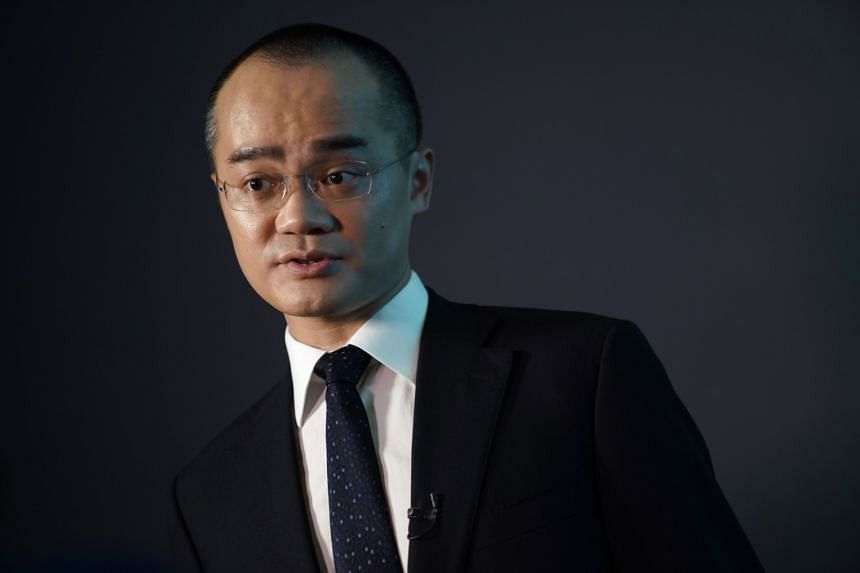 Meituan CEO Wang Xing had posted verses from a poem about the misguided attempts of China's first emperor to quash dissent.