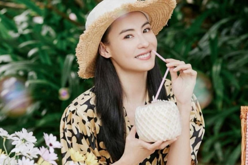 Cecilia Cheung has said often in the past that she loves children.