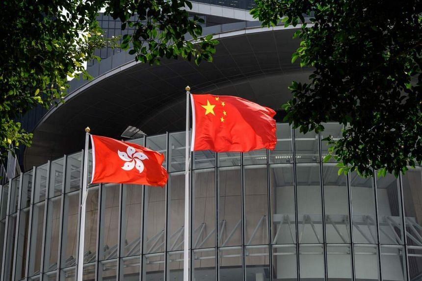 The new laws are part of sweeping changes that Beijing has ordered for Hong Kong's already limited electoral system.