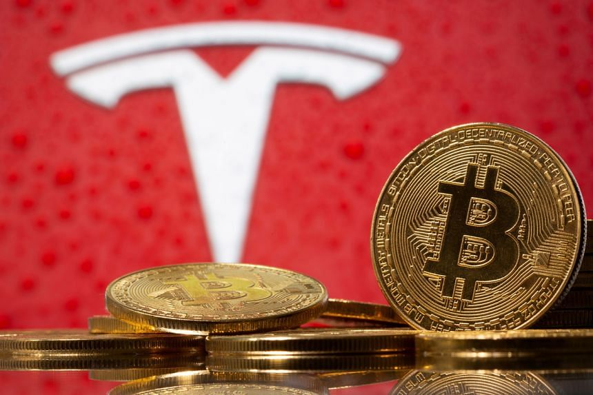Tesla Inc revealed in February it had bought US$1.5 billion of bitcoin and would soon accept it as payment for cars.