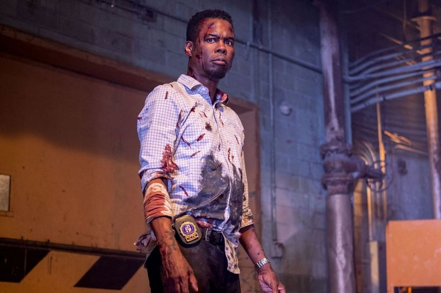 Actor-comedian Chris Rock struck a deal with the team behind the movie Spiral – he would be in charge of the comedy and they would do the horror and the gore.