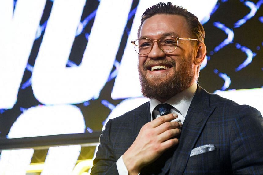 Conor McGregor's estimated US$158 million pay packet came via his successful business activities.