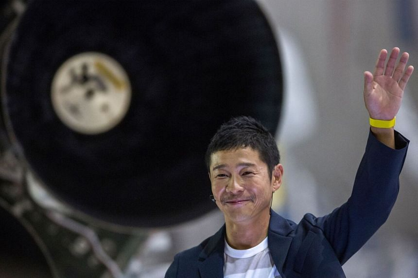 Yusaku Maezawa will travel to the International Space Station as a tourist in December 2021.