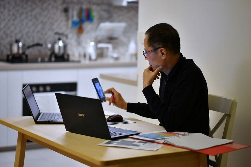 Employers must ensure that employees who are able to work from home do so.