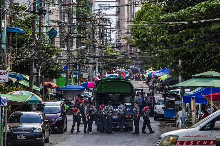 In the face of widespread opposition, the junta has struggled to retain order amid daily protests in cities and fighting in border states.