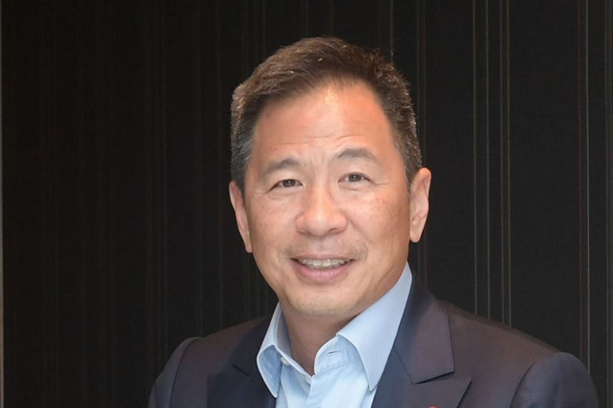 MR LEE LUNG NIEN (above), chairman of South Asia at Citi Private Bank.