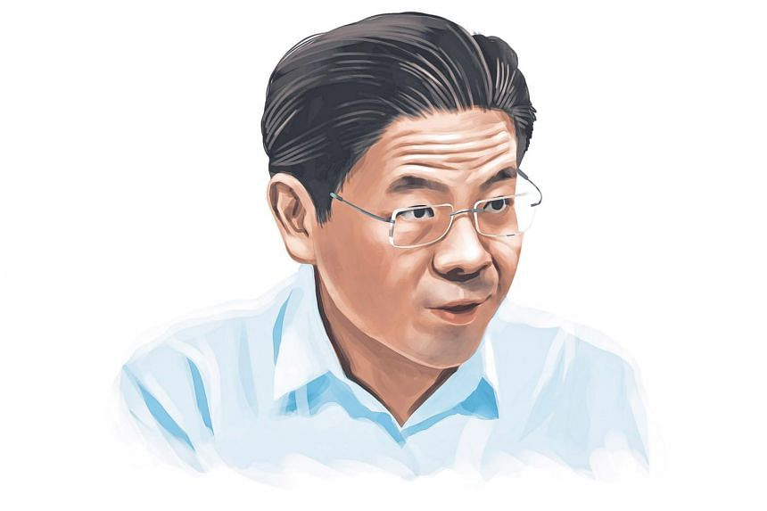 Lawrence Wong will continue to co-chair the Covid-19 multi-ministry task force.