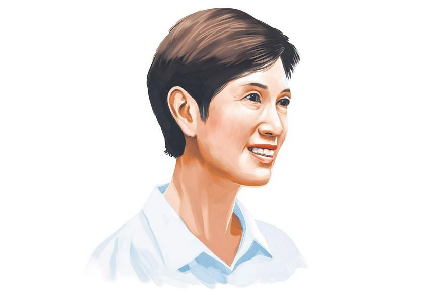 Josephine Teo is also Minister-in-charge of the Smart Nation Initiative.