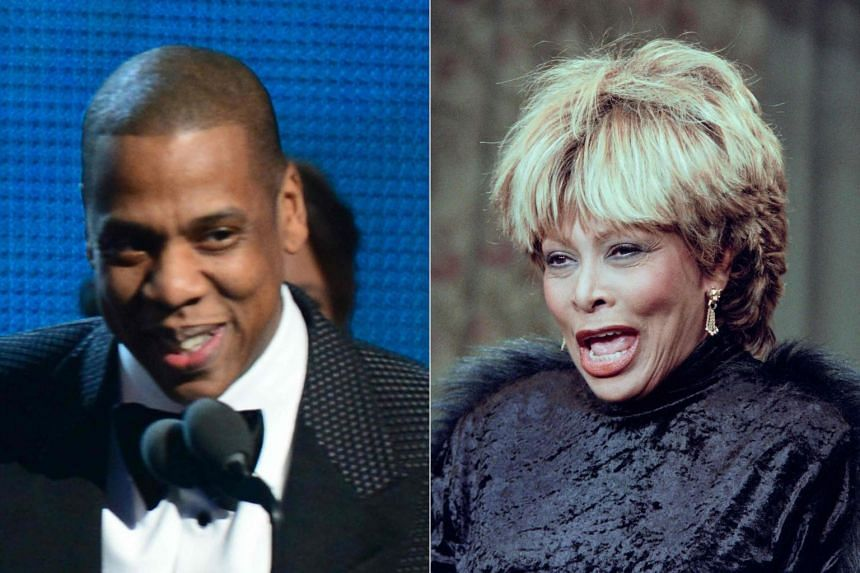 Jay-Z and Tina Turner feature among the 2021 class.