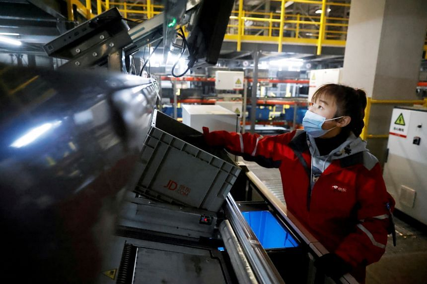JD Logistics is targeting to raise as much as US$3.5 billion in the first-time share sale.