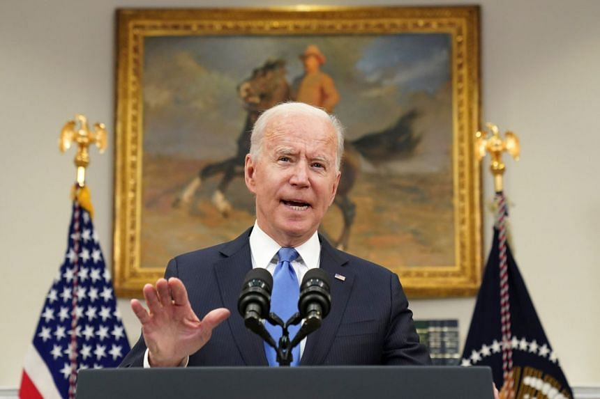 The full budget will be the first exhaustive list of the programmes US President Joe Biden wants to expand or cut.