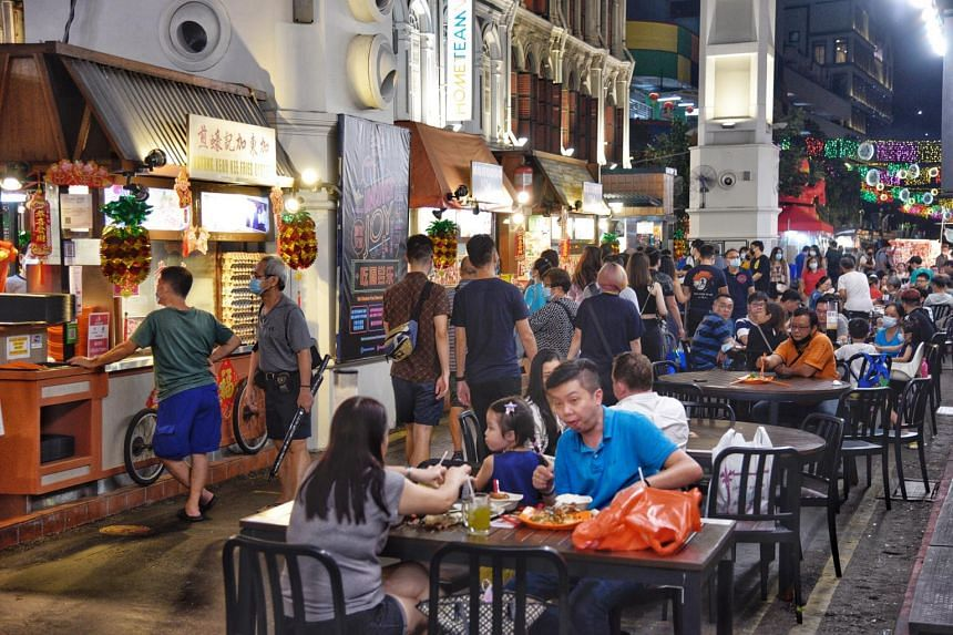 Dining in at eateries will not be allowed from Sunday (May 16) until June 13, among other curbs.