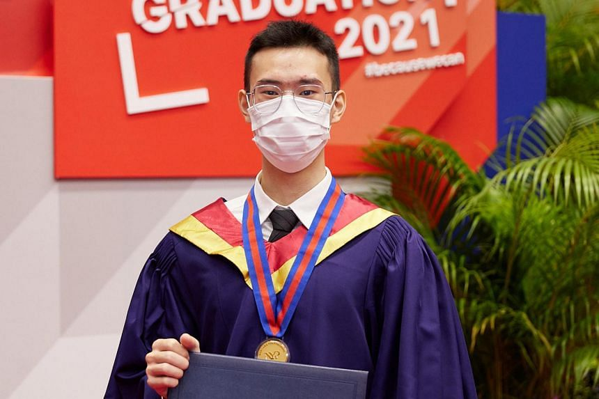 Mr Lye Jia Jun became the first polytechnic student selected to lead a Google developer student club.