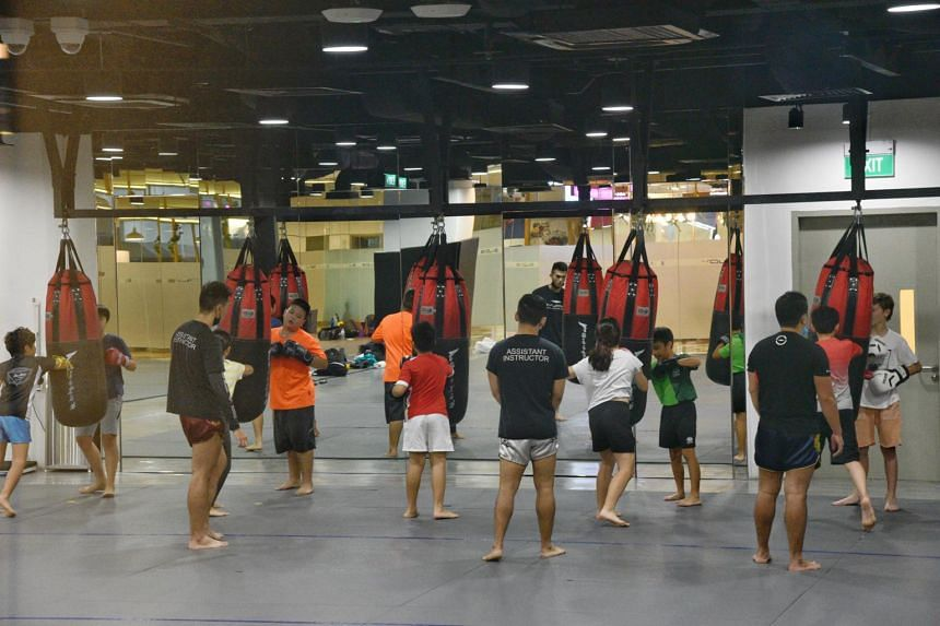 For organised programmes and classes indoors, multiple groups of two remain allowable up to 30 participants or the capacity limit of the venue.