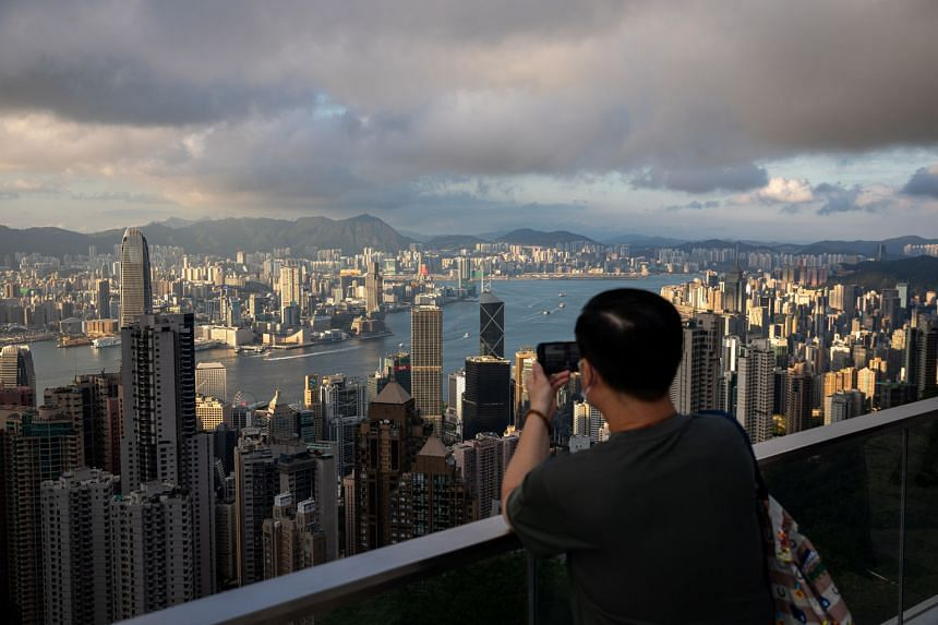 Despite falling rents across the city, Hong Kong's most upscale market is defying the trend. The rental of $275,000 a month for the house at 73 Mount Kellett Road on The Peak translates into $3.3 million a year.