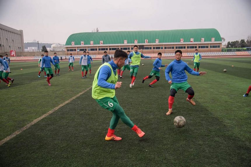 South Korean media reported earlier that Pyongyang had said it would skip the qualifiers over coronavirus fears.