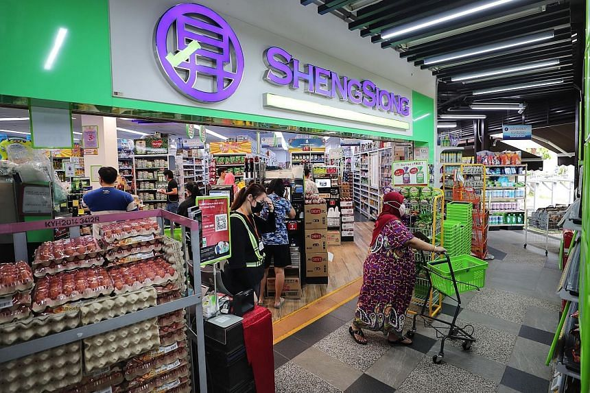 Transport, property and hospitality stocks were the worst hit last Friday. SIA's stock fell 5.7 per cent to $4.50, while Sats slid 3.9 per cent to $3.69. In contrast, supermarket operator Sheng Siong surged 10.7 per cent to reach a new recent high of
