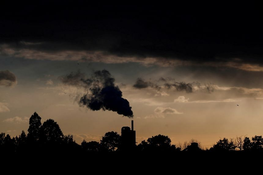 Britain quit the European Union's carbon market at the end of 2020 as part of its departure from the EU.