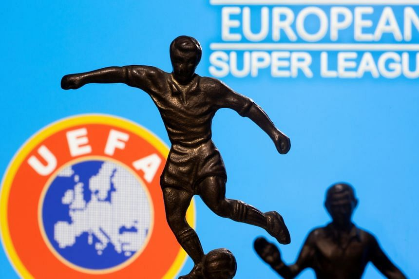 Six of the 12 European clubs that looked to form a closed European competition were from the English Premier League.