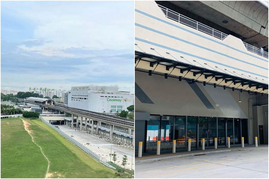 The SMRT-managed integrated transport hub is Singapore's 11th such hub.