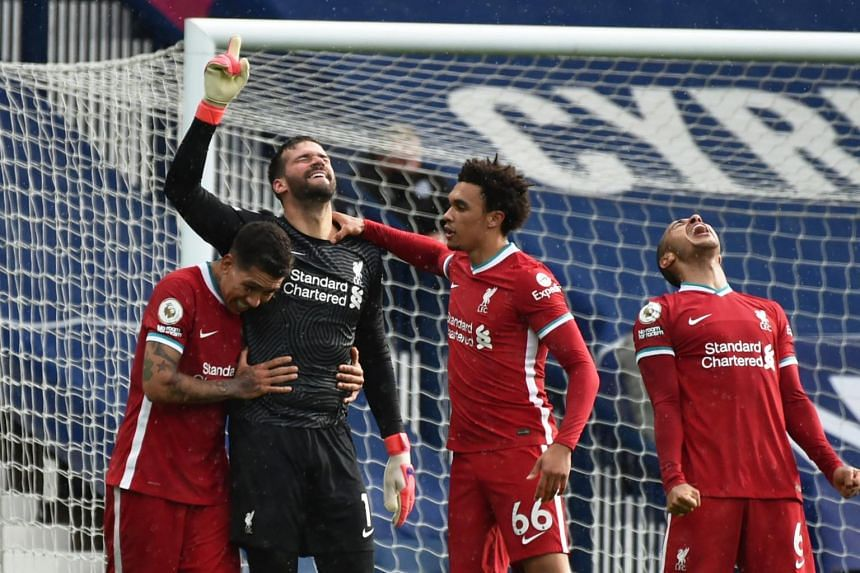 Alisson Becker's deft header on could be worth millions to his club.