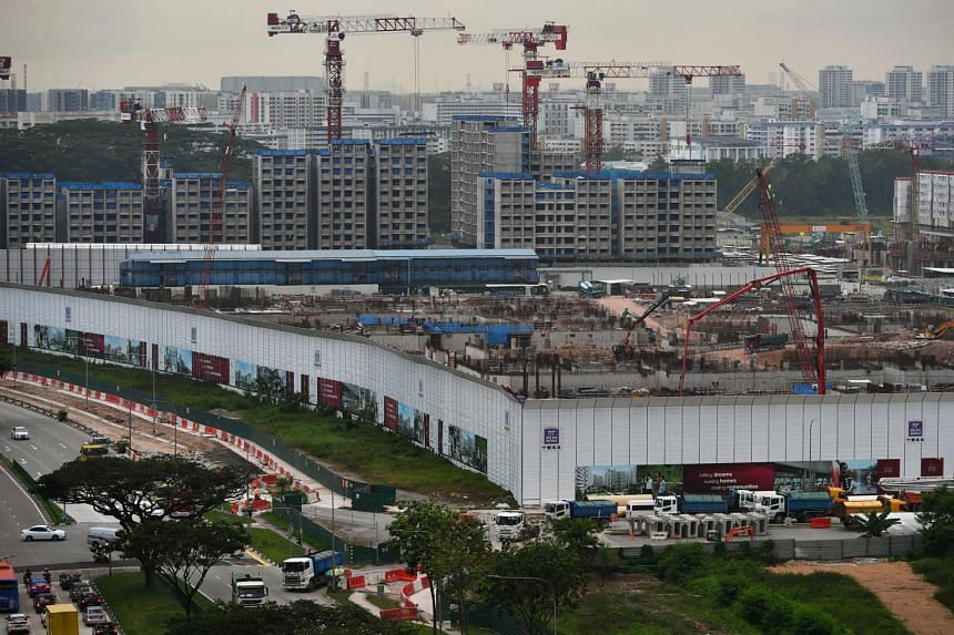 An industry committee warned that home buyers waiting for their HDB and private property may have to wait even longer for their properties to be completed.