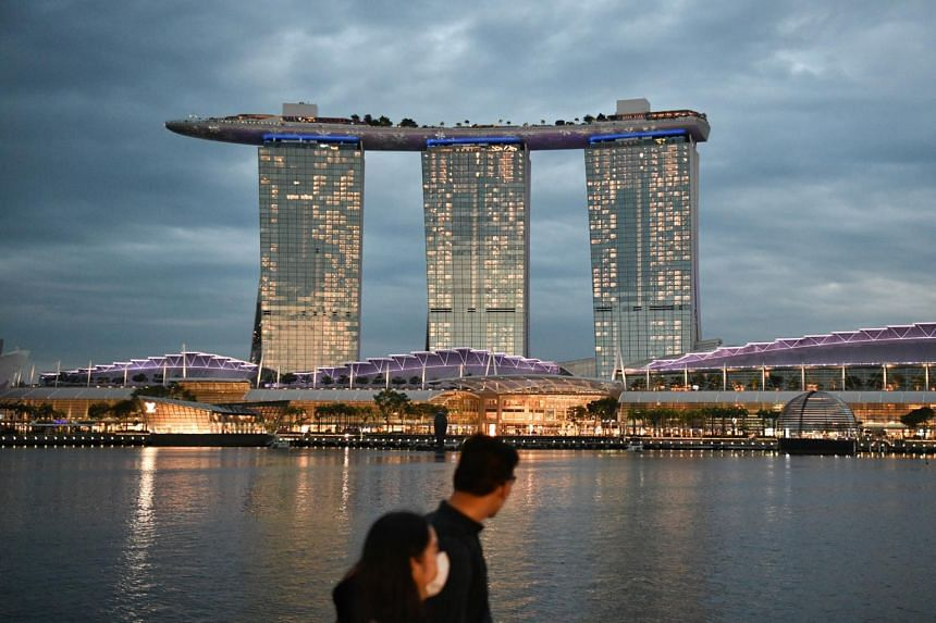 The task force said Singapore must contribute to South-east Asia in particular.