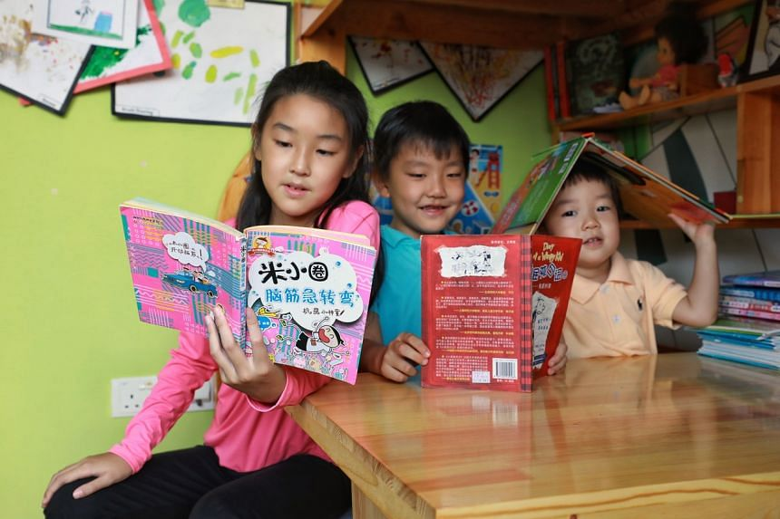 For children from homes where the parents were readers, reading came naturally to them.