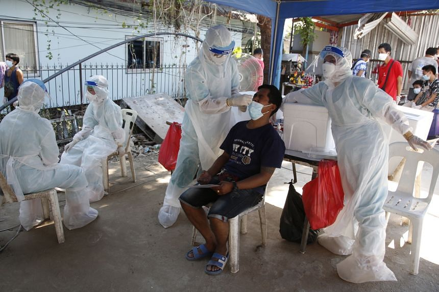 The combined cases bring the country's total infections to 111,082.