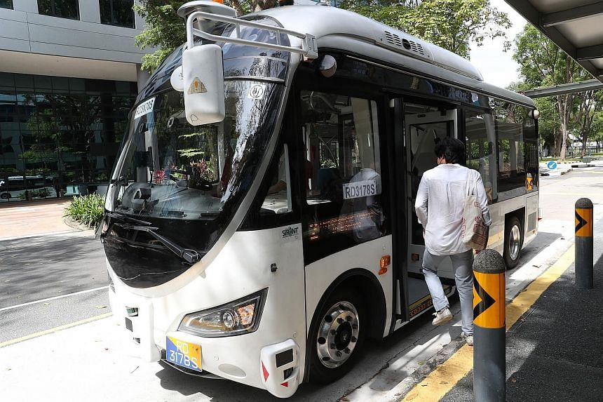 The alliance on robotics developed solutions to address manpower issues and boost productivity in transport and cleaning. It held commercial trials of on-demand private bus services at Singapore Science Park 2 and Jurong Island to test the commercial