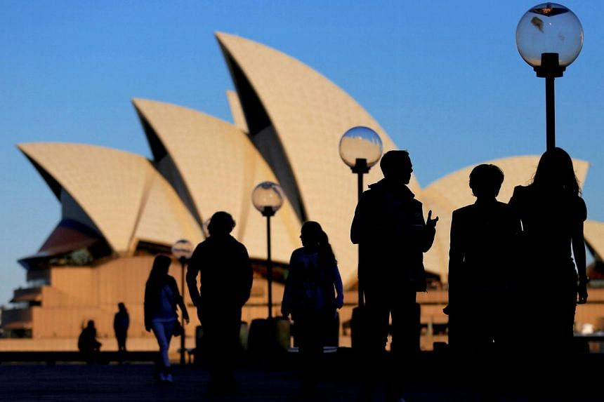 Australia plans to reopen borders to the rest of the world from the middle of 2022.