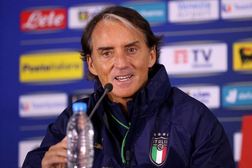 Former Italy forward Mancini's new deal will keep him as coach until after the 2026 World Cup.