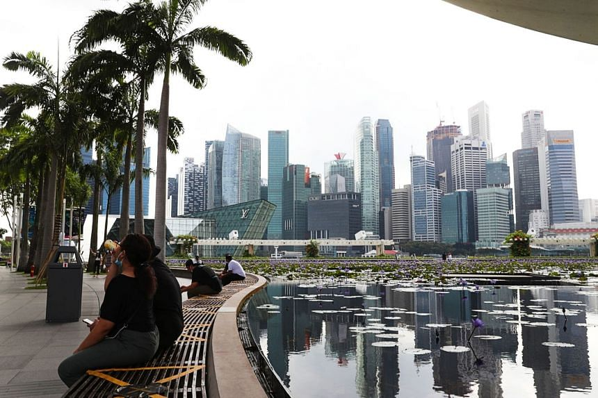 Singapore accounts for close to 50 per cent of cumulative green bond and loan issuance in Asean.