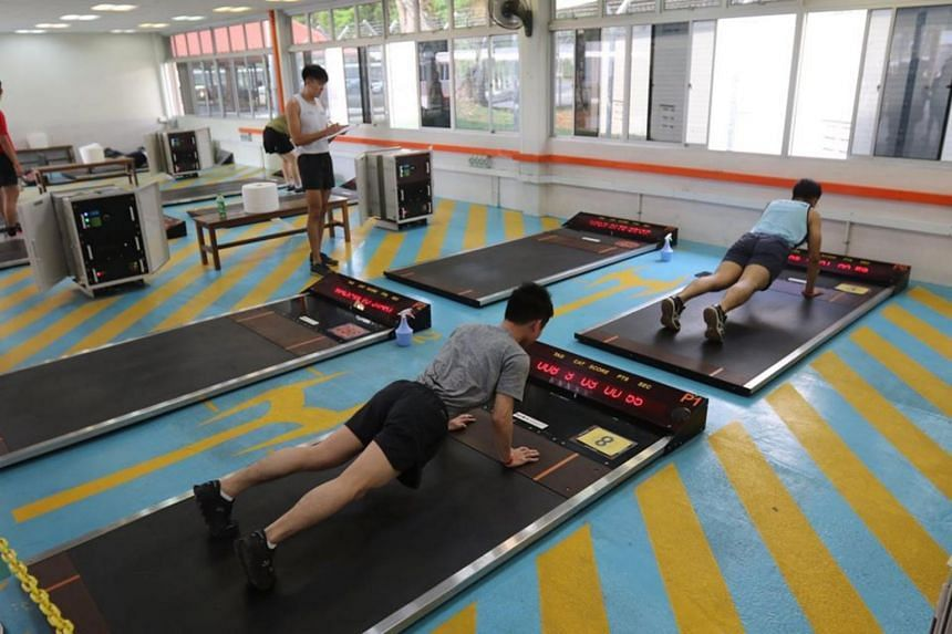 The conduct of IPPT and NS FIT at fitness conditioning centres and other locations has been suspended.