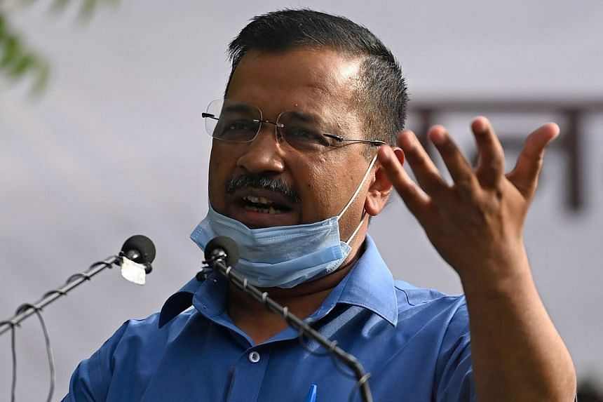 Several politicians as well as other Indians have called Mr Arvind Kejriwal out for the comment.
