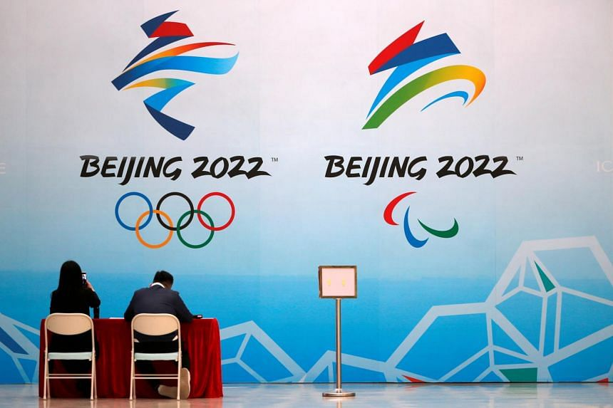"""US House Speaker Nancy Pelosi had called for a """"diplomatic boycott"""" of the Beijing Olympics on May 18, 2021."""