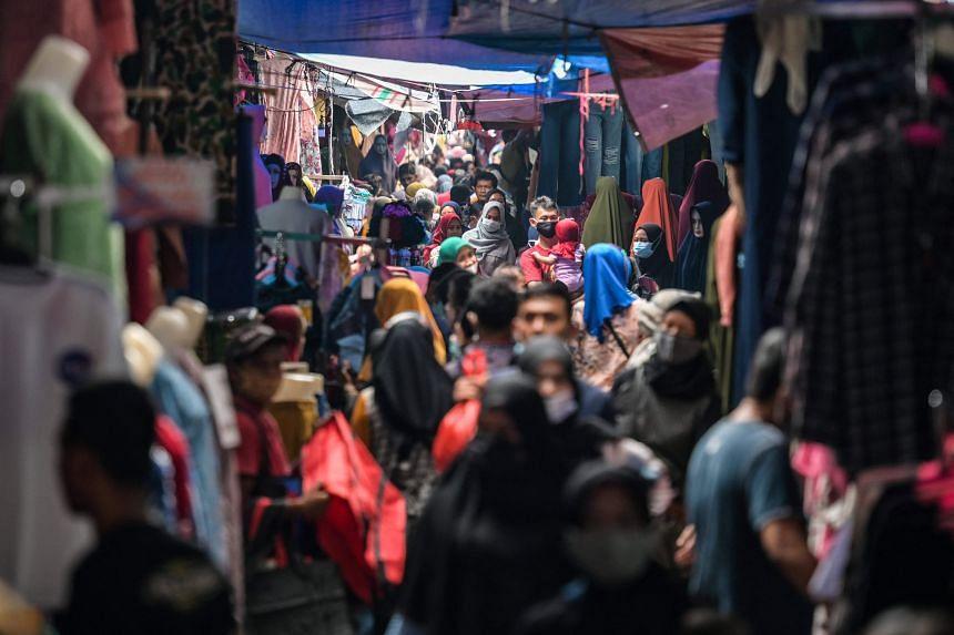 Penyelidikan dilakukan ketika Indonesia mendorong kampanye untuk menginokulasi lebih dari 180 juta orang melawan Covid19