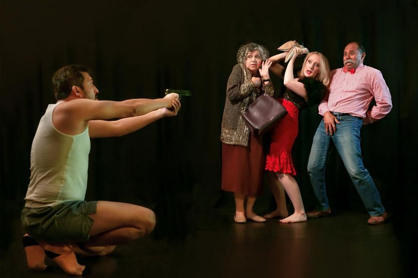HuM Theatre's Jihad Jones And The Kalashnikov Babes has been postponed indefinitely.