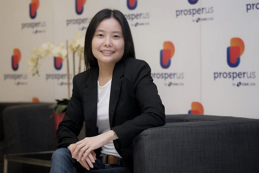 Ms Saw Ping May is founder of ProsperUs and group head of strategy and analytics at CGS-CIMB.