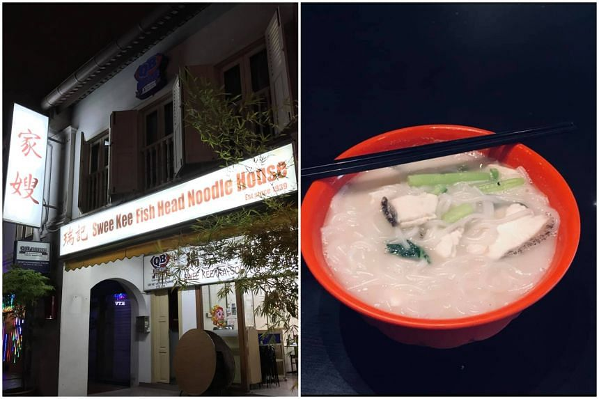 Swee Kee Eating House, known for its Cantonese-style fish soup, will be shuttering its Amoy Street outlet on May 30, 2021.