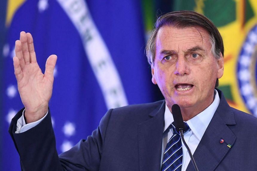 Brazilian President Jair Bolsonaro's popularity is at an all-time low.