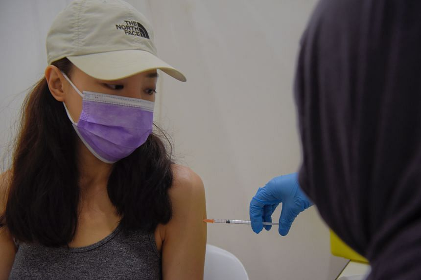 The Ministry of Health has said Singapore's overall vaccination take-up rate is encouraging.