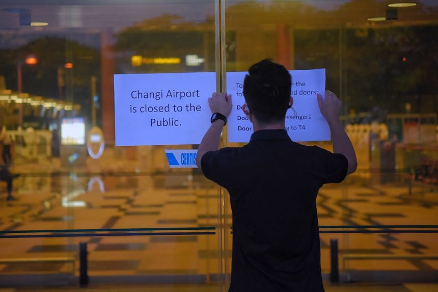 The Covid-19 cluster at Changi Airport has swelled to more than 100 people in less than a month.