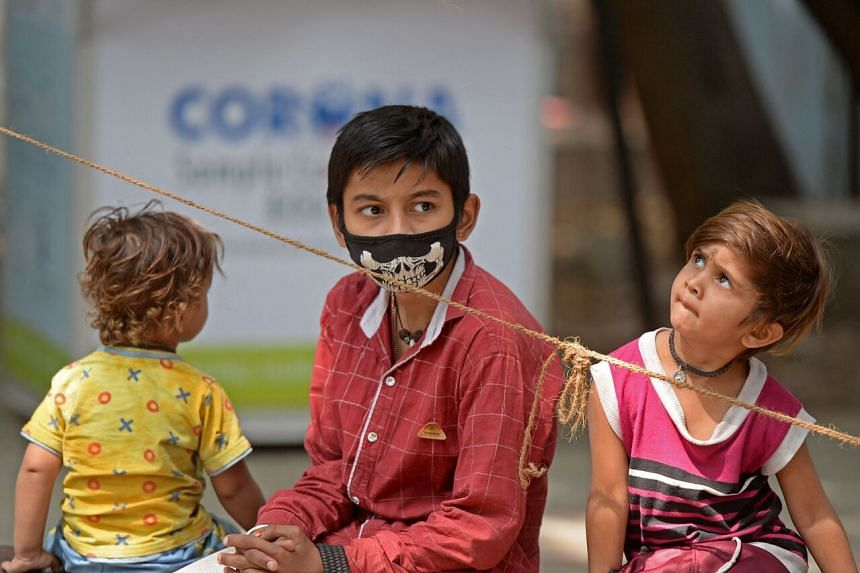 Claims that the B1617 variant first detected in India disproportionately affects children have further fed the fears.