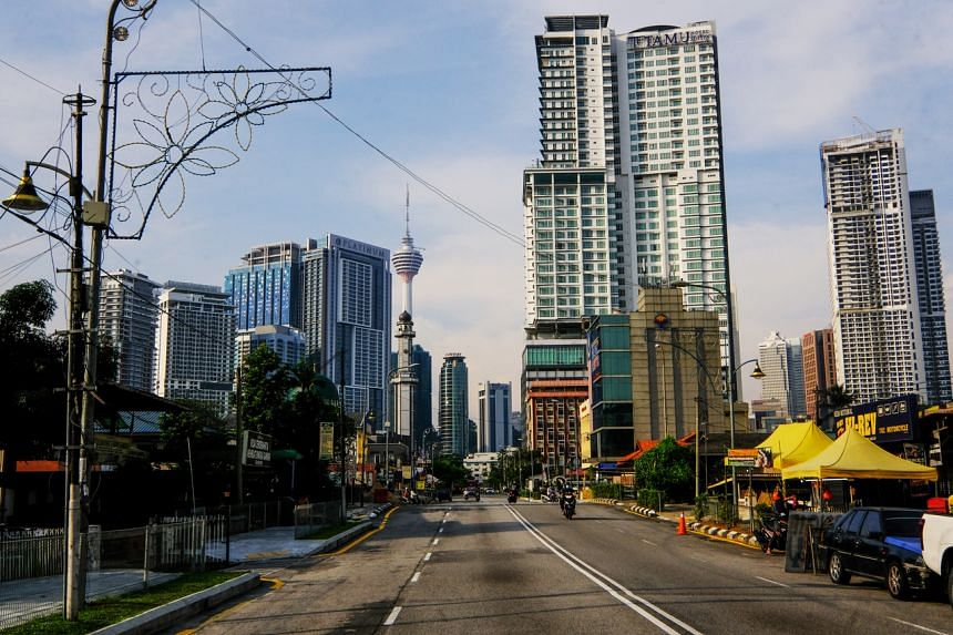 The Malaysian government also wants 80 per cent of civil servants to start working from home.