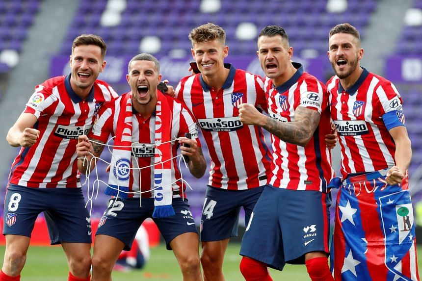 Five matches that won Atletico Madrid La Liga, Football News & Top Stories - The Straits Times