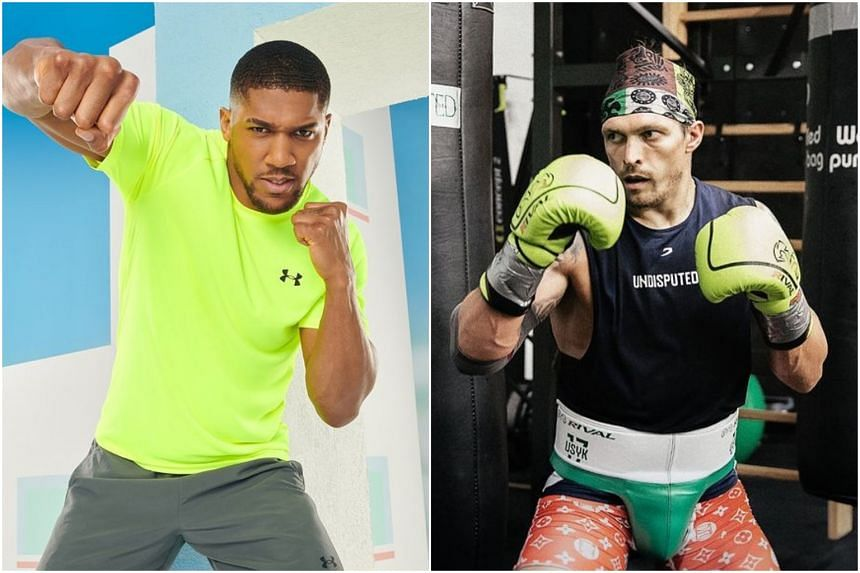 The World Boxing Organisation ordered Anthony Joshua to defend his heavyweight title against mandatory challenger Oleksandr Usyk.