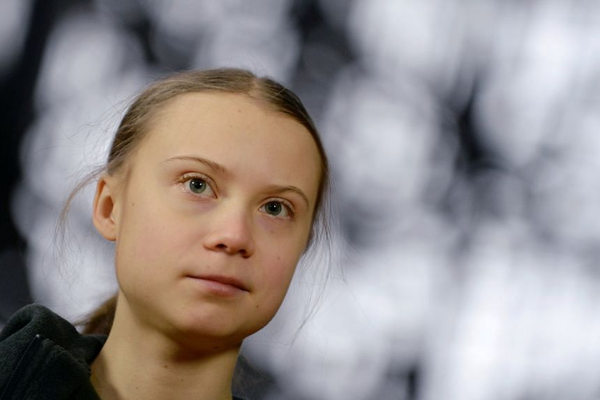 Greta Thunberg said the spillover of diseases from animals to humans was caused by farming methods.