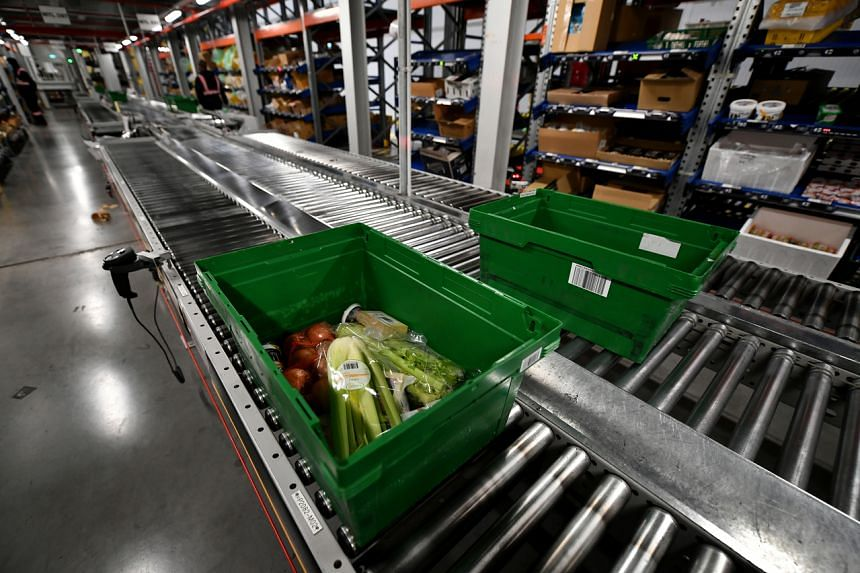 Online grocery stores like RedMart have increased capacity and the number of slots released daily for deliveries.