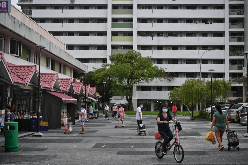Singapore confirms 21 new Covid-19 cases in the community and 1 in a workers' dormitory.